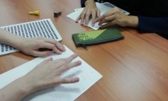 Диктант в слепую: конкурс чтения по Брайлю прошел в Хабаровске