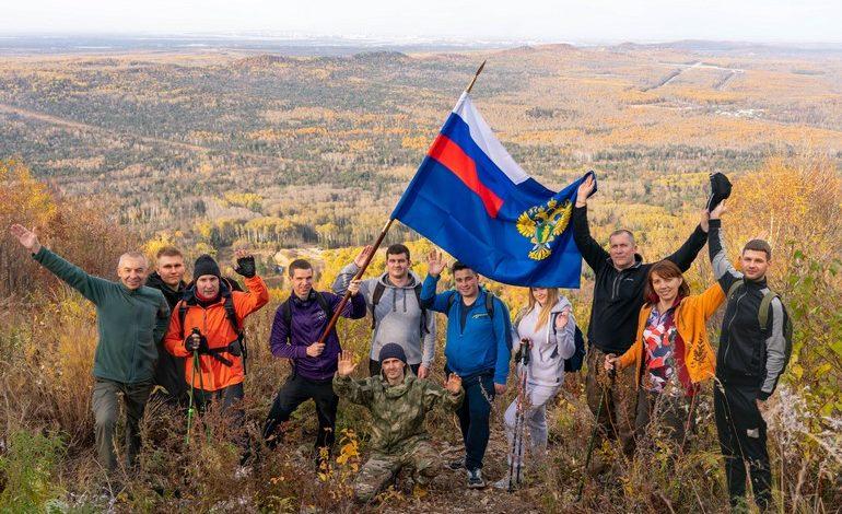 Работники прокуратуры покорили хребет Хехцир в Хабаровском крае