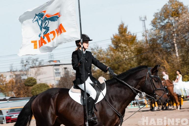 Самому старому конному клубу Хабаровска исполнилось 35, но есть еще порох в пороховницах!
