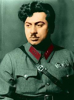 Портрет Люшкова