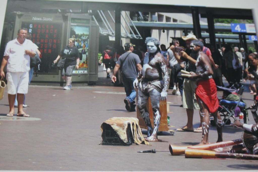 аборигены в городе виктория зайко