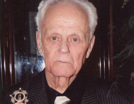 Николай Волошин. Фото из личного архива