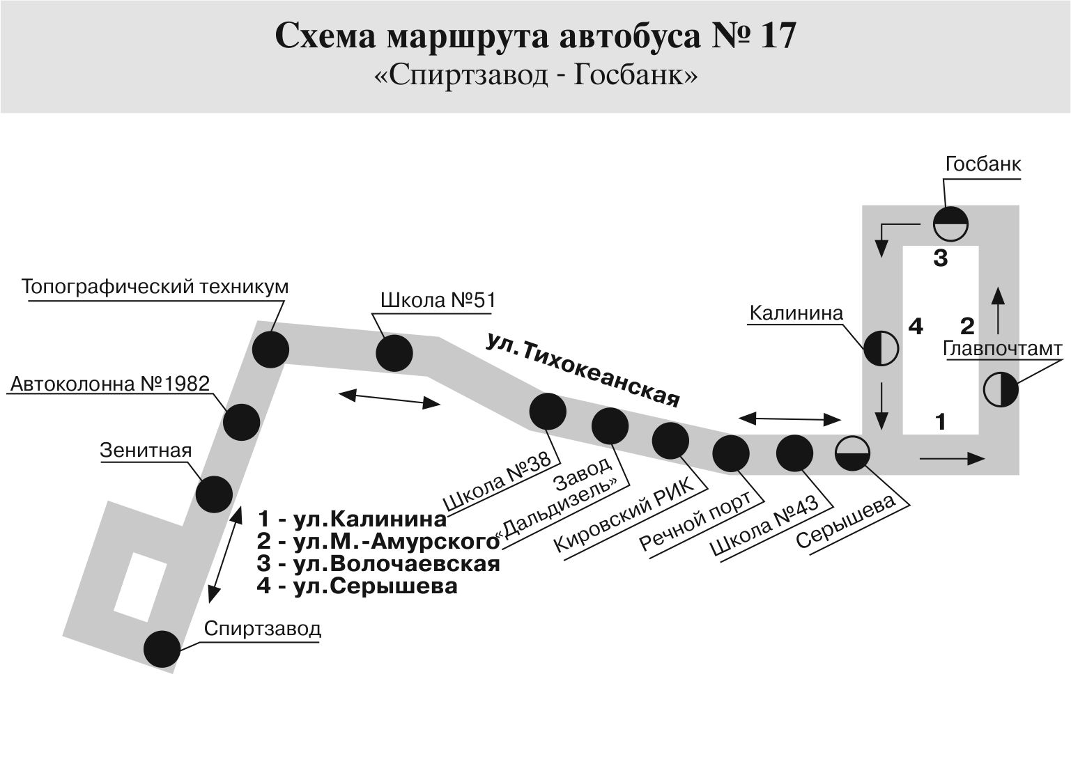 маршрут 17