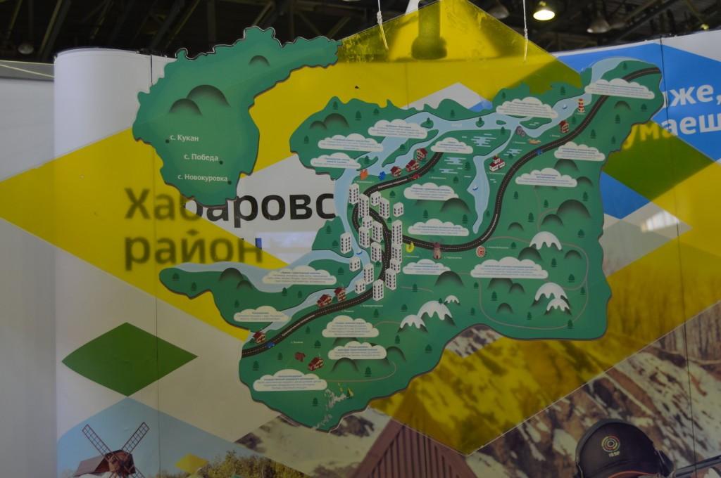 В хабаровском районе уже несколько лет разрабатываются туристические маршруты для хабаровчан и гостей дальневосточной столицы