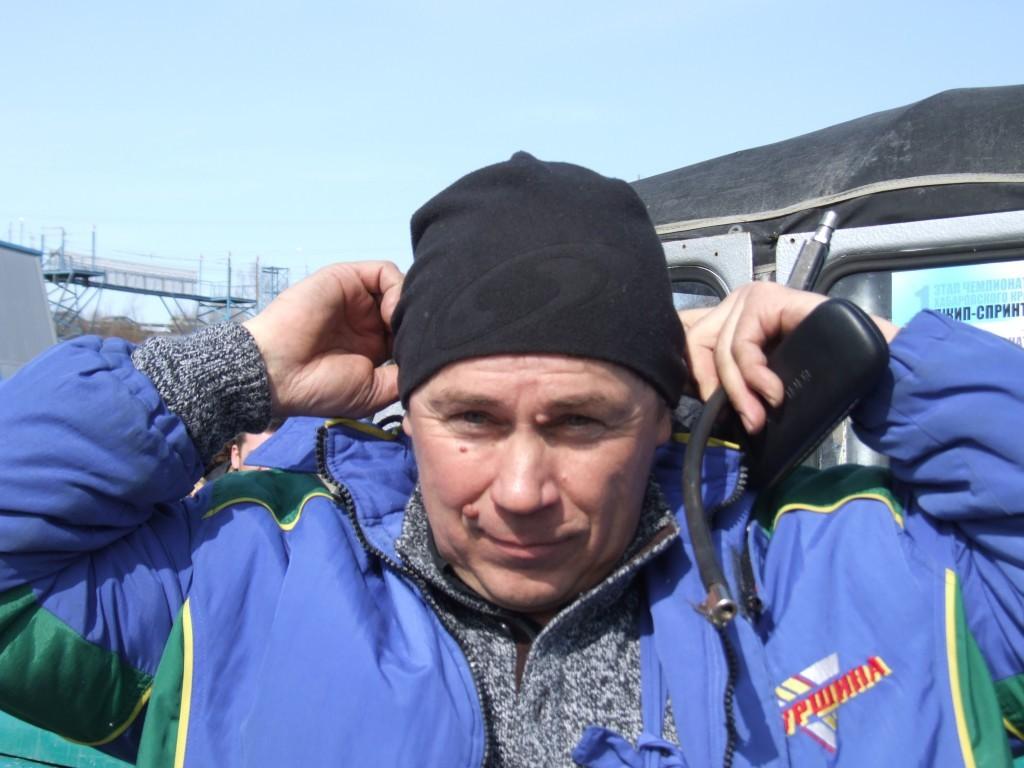 Андрей Тимофеев верит в счастливую звезду!