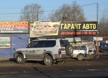 Всплеск покупательской активности продавцы на хабаровских авторынках называют рекордным. Фото Андрея Скороны