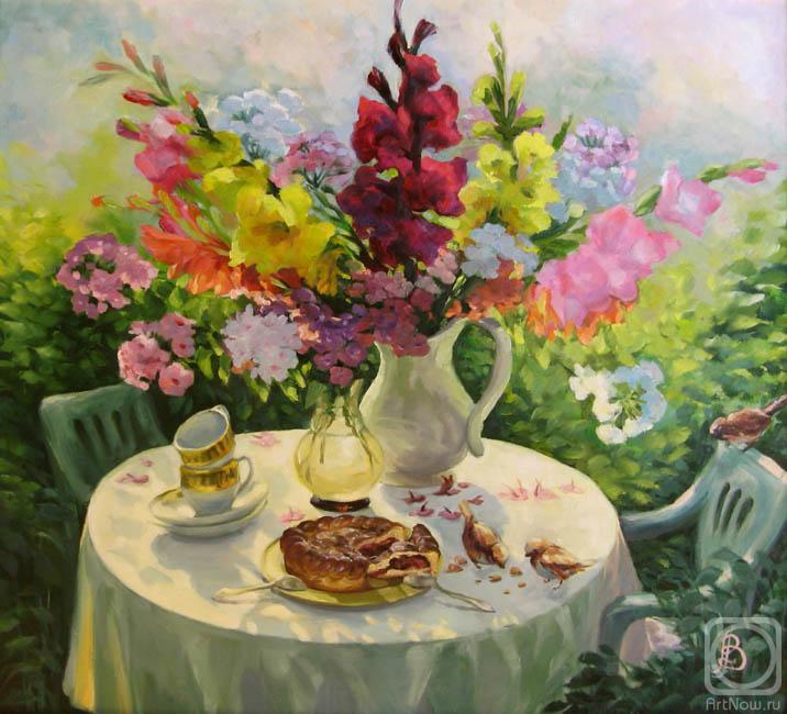 Зинаида Ведешина. Магия лета, холст, масло, 2009 г. Авторские галереи