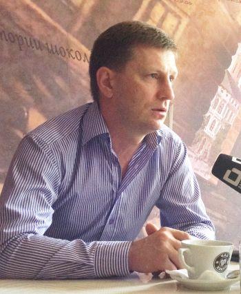 Сергей Фургал - депутат Госдумы от ЛДПР.