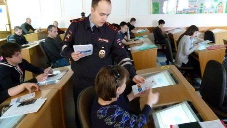 Фото отдела пропаганды управления ГИБДД по Хабаровскому краю