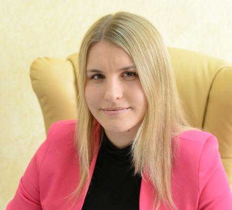 Юлия Сиротина: «Мы не прекращаем совершенствовать старые и разрабатывать новые программы предоставления льготных займов». Фото из личного архива