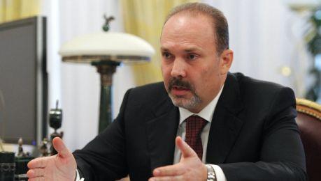 Министр строительства и ЖКХ России Александр Плутник