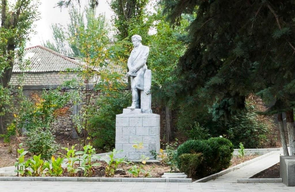 Пушкин в Махачкале