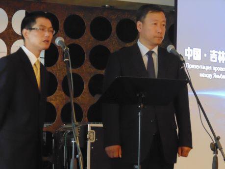 Вице-губернатор Народного правительства Яньбянь господин Гу Цзиньшэн уверен, что совместно мы сможем поднять уровень сотрудничества между нашими странами
