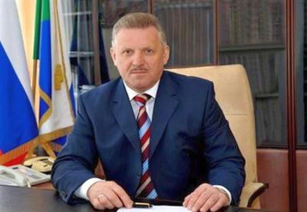 Глава Хабаровского края Вячеслав Шпорт