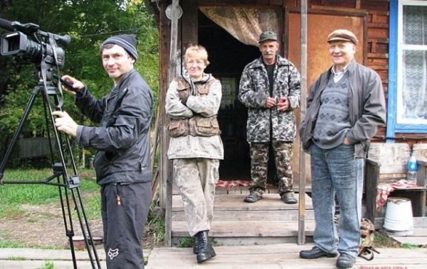 Съемочная группа фильма. Фото Ольги Аполлоновой