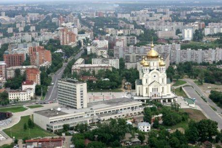 Спасо-Преображенский кафедральный собор  является третьим по высоте храмом России