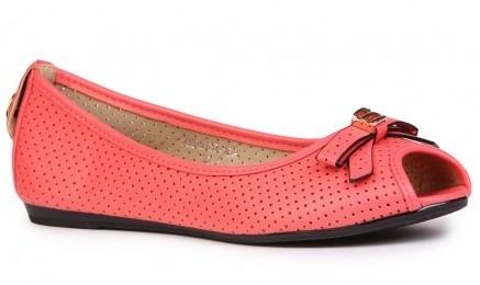 модная летняя обувь Балетки