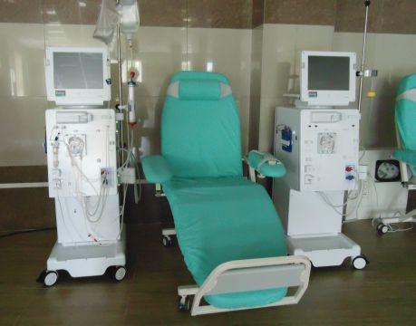Аппарат «искусственная почка» позволяет продлить жизнь пациентам на долгие годы