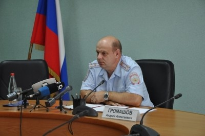 Полковник Андрей Громашов зажег зеленый свет для коммерсантов