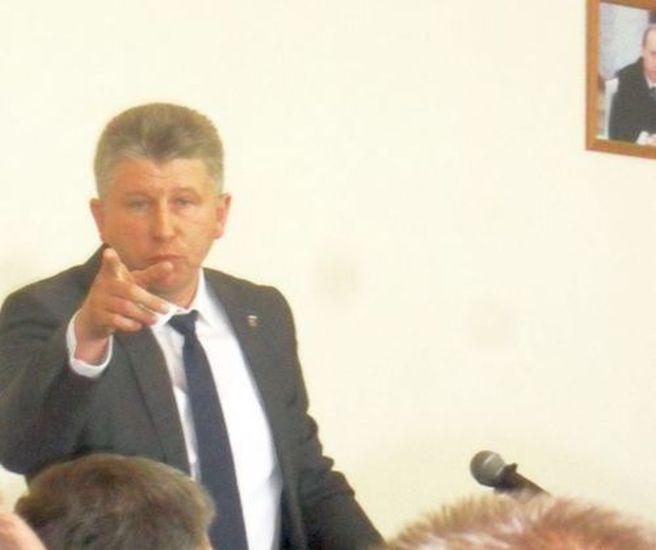 Последнее выступление мэра Андрея Пархоменко на заседании гордумы