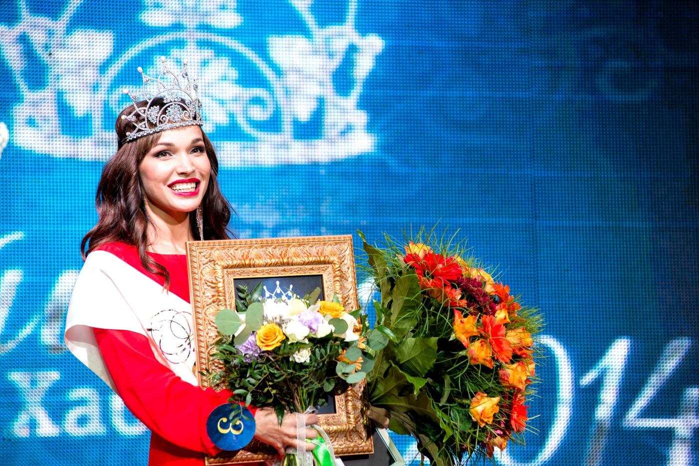 Победительница конкурса  Алиса Литвинская