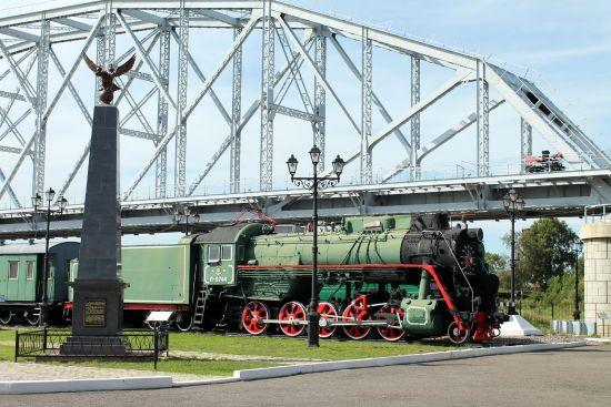 Вековой юбилей амурского моста могли отметить в этом году