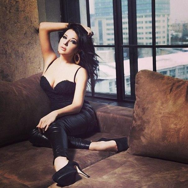 На этом снимке друзья Юлии Ишаевой сравнили ее с голливудской звездой