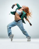 Примером техники стиля Jazz Funk может служить хореография Beyoncé.