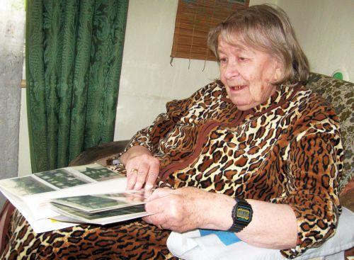 Ольга Николаевна Мигина продолжает научную работу, несмотря на свои 80 лет