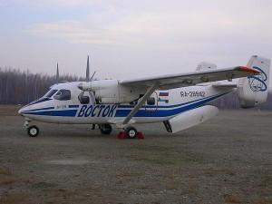 Авиакомпания «Восток»