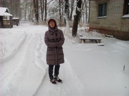Валерия Ханенко привезла островитянам продукты