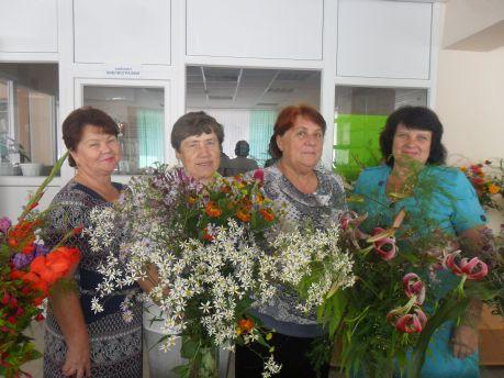 Члены дачного клуба Рябинка
