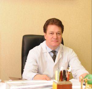 Главный врач Краевой психиатрической больницы Геннадий Ракицкий