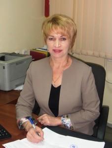 Виктория Ишутина замначальника УПФР в Хабаровске и Хабаровском районе