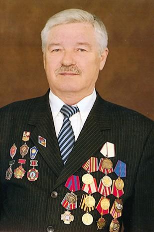 Валерий Денисьев, майор КГБ в отставке