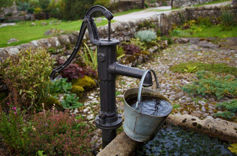 вода с дачи
