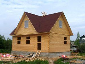 Свой деревянный дом - мечта для многих хабаровчан