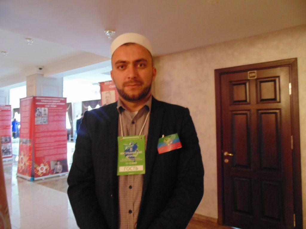 """Представитель организации """"Мой Дагестан"""" Арип Гусейнов"""