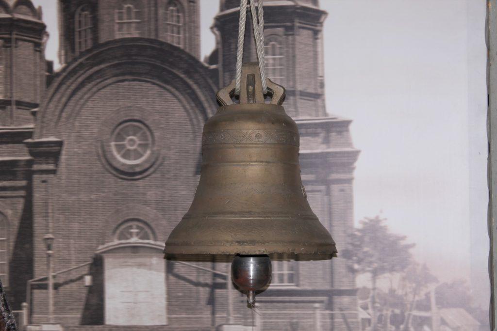 Церковный колокол истории города хабаровска