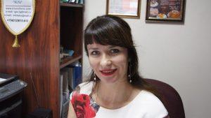 Лариса Игнатченко влюблена в свое дело. Фото Юлии Пересторониной