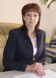 Наталья Мальцева, зам. управляющего Хабаровского отделения соцстраха