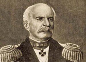 Геннадий Иванович Невельской (1813-1876 гг), выдающийся исследователь Дальнего Востока.