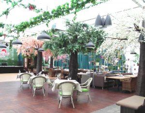 Почему так называется центр отдыха вы поймете в местном чудесном ресторане...