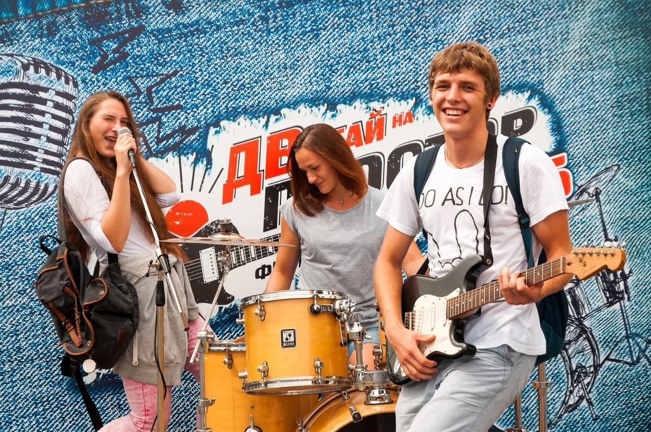Фото с фестиваля дв простор хабаровск 3