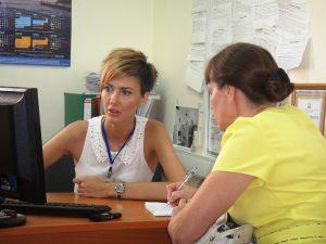 Елена Богданова, главный специалист отдела персонифицированного учета УПФР в Хабаровске и Хабаровском районе