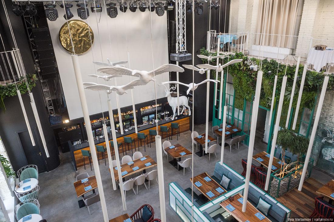 новые рестораны кафе бары кухня
