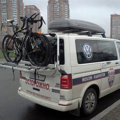 Велосипеды не только в багажнике