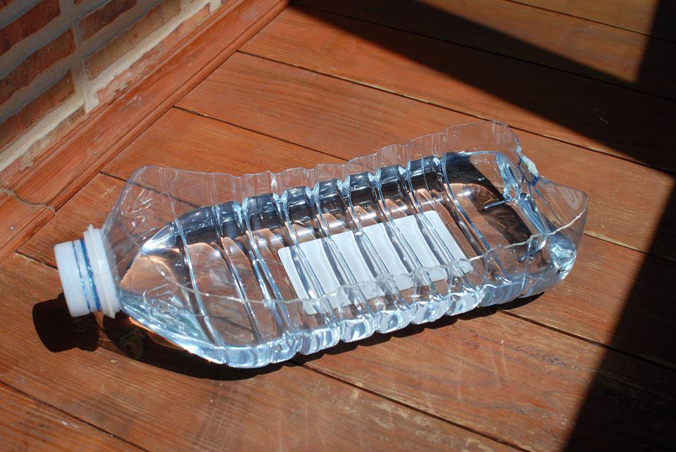 Самая простая и вместительная миска для воды.