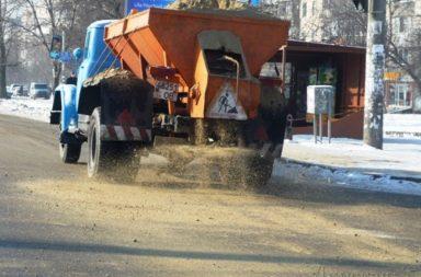 машина с песком