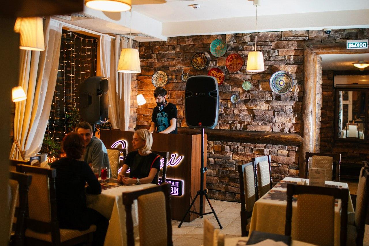 Новые рестораны Хабаровска 2017 года